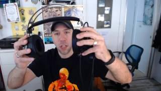 Redragon H301 Siren 2 Virtual 7.1 Gaming Headset Video Review