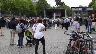 Top-Flop der Muslime heute in Köln auf dem Heumarkt