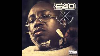 "E-40 ""MONEY SACK"" Feat. LIL BOOSIE NEW ALBUMS OUT NOW!!"