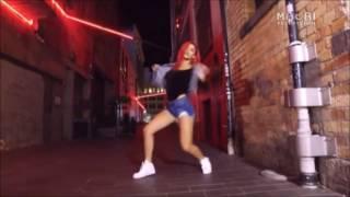 Jaycee Cook & Kaea Pearce Wrist Chris Brown Cover