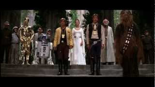 The Characters Of Star Wars Featurette