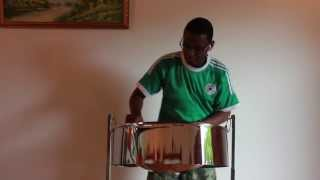 Maroon 5 - Moves Like Jagger (Steelpan Cover)