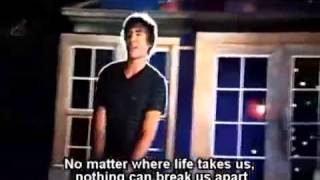 High School Musical 3 - Troy and Gabriella - Just Wanna Be With You [Lyrics, HQ]