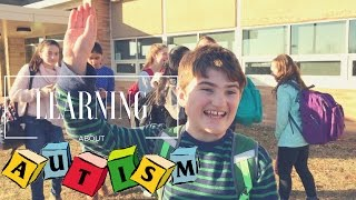 LEARNING ABOUT AUTISM! (feat. McKenna, Shreya, Emily, Olive...)