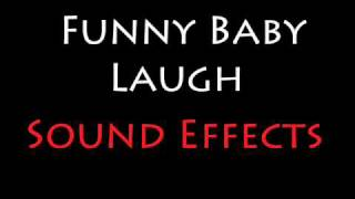 Funny Baby Laugh Sound Effect