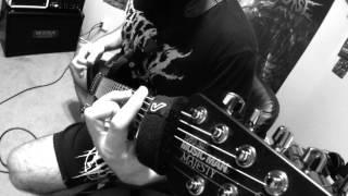 "Abhorrent ""Passage"" (Cover)   Driftwood Amplifier Mini Nightmare Demo"