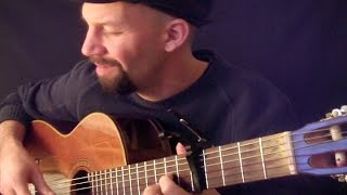 (Lovesong) The Cure - live fingerstyle acoustic cover by Daryl Shawn