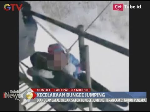 Download Video [Viral] Video Rekaman Saat Sepasang Kekasih Terjatuh Dari Jembatan Setinggi 24 Meter - BIP 27/12