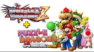 Puzzle & Dragons Z + Puzzle & Dragons Super Mario Bros Edition
