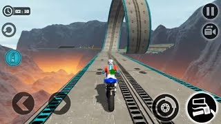 Impossible Motor Bike Tracks - Android Gameplay - Ep1 HD