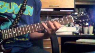Metallica- Orion Intro Guitar Cover