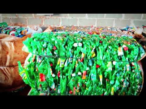 Secretaria de Agricultura de Goioerê divulga ações de coleta de recicláveis, pilha e lâmpadas