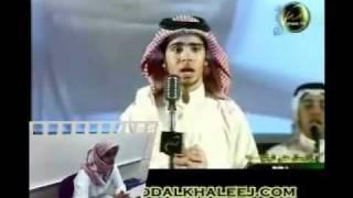 الشاب السعودي الذي ادهش العالم بصوته فديو ثاني جديد ).flv