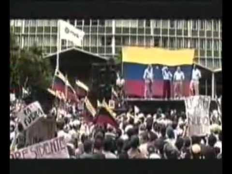La revolucion no sera televisada – Chavez