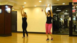 Roxy Fitness - Bamboleo by Gipsy Kings (Flamenco)