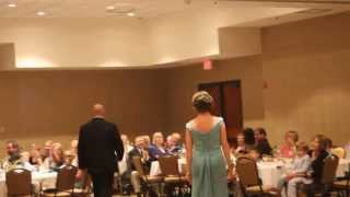 Mother/Son wedding dance to Simple Man ends honoring grandmothers