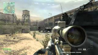 Galantry - MW3 Game Clip