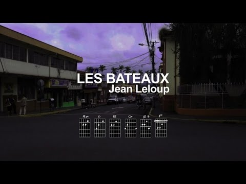 jean-leloup-les-bateaux-avec-paroles-jean-leloup-a-paradis-city-karaoke-guitare