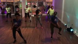 Beginner's AFROFusion FIT Cardio Class