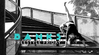 Stair Dance | You Should Know Where I'm Coming From | FREESTYLE FRIDAY # 03