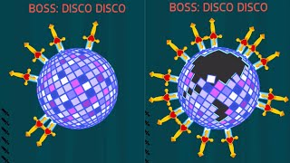 Legendary Disco Disco Tutorial (Disco Ball) - Knife Hit