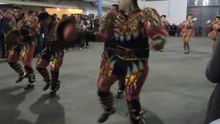 25° Aniversario Jallalla Tinkus Potosí  Caporales Fraternidad Urkupiña