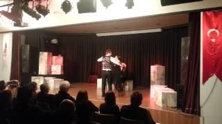Show Tango Pınar Deniz Hanedar - Mazi Kalbimde Yaradır