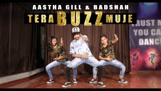 Buzz - Aastha gill feat Badshah Dance Choreography | Vicky Patel | Hip Hop