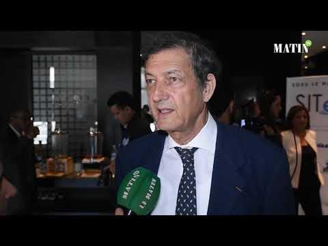 Video : SITeau: Délaration de Abdeladim El-Hafi, Haut-commissaire aux Eaux et Forêts et à la lutte Contre la désertification