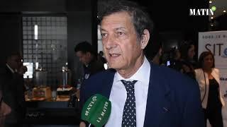 SITeau: Délaration de Abdeladim El-Hafi, Haut-commissaire aux Eaux et Forêts et à la lutte Contre la désertification