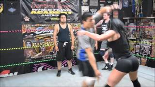 Santino Bros Wresting Academy - Body Slam Drills