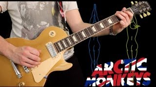 'Do I Wanna Know?' By Arctic Monkeys Cover - W/ GUITAR SOLO -  performed by Karl Golden