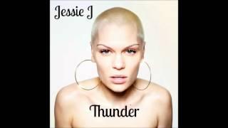 Jessie J - Thunder (Official Audio)