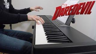 """Daredevil """"Main theme"""" - Piano cover"""