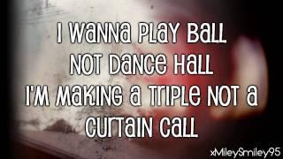 High School Musical 2 - I Don't Dance (with lyrics)