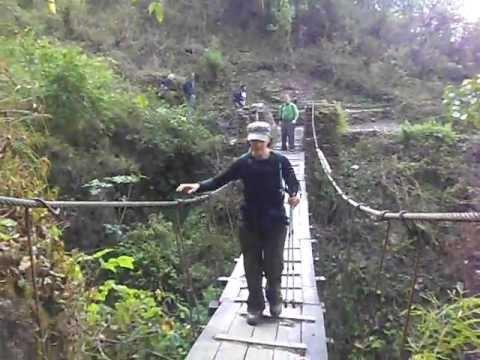 Trekking ABC 2012 with Ram by Essence treks pokhara