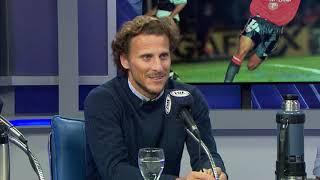 Diego Forlan Retiro - Nota Fox Sports Uruguay PARTE 1