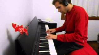 Home Alone Theme - Somewhere in My Memory (John Williams) piano