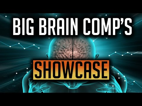 RAID | AMAZING ACCOUNT SHOWCASE! BIG BRAIN COMPOSITIONS!