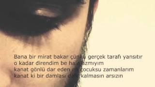 Sahra Sulh - Aklım ile Aram Açık ( Lyric Video )