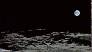 Fake Earthrise from Japanese Orbiter Selene 2016 FLAT EARTH