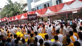 Suvernayug dhol tasha pathak (churaas)