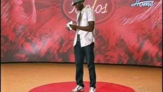 Ídolos 2010 - Audição - Luciano Fernandes