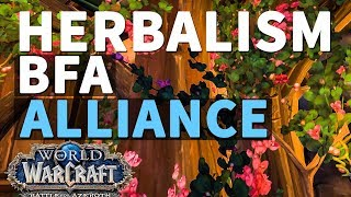 Kul Tiran Herbalism - Spell - World of Warcraft