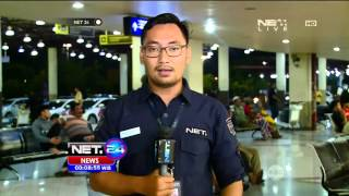 Live Report Dari Bandara Juanda Sidoarjo, Kedatangan Mantan Anggota Gafatar - NET24