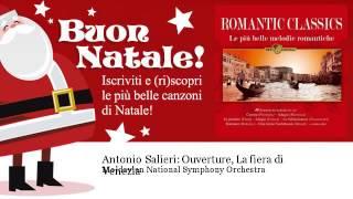 Moldavian National Symphony Orchestra - Antonio Salieri: Ouverture, La fiera di Venezia