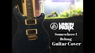 Linkin Park - Somewhere I Belong (Guitar Cover)