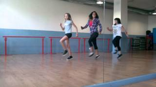 "FLASHMOB ""LIVE YOUR LIFE"" EN RIBADEO (Coreografía)"