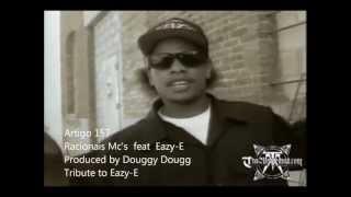 Racionais Mc's feat Eazy-E - Artigo 157 [Oficial Vídeo HD] 2012