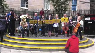 Tinderbox Flash Mob - Apache
